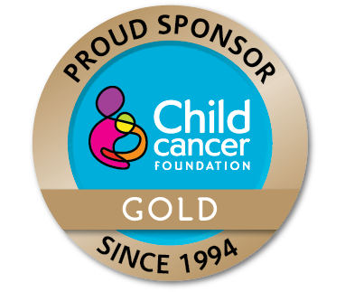 Child Cancer Badge